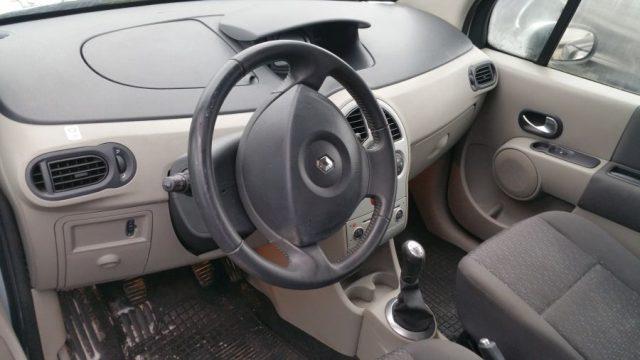 Renault Modus, 1.5l Dyzelinas, Hečbekas 2005m