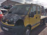 Renault Master, 2.5l Dyzelinas, Krovininis 2004m