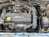 Opel Combo, 1.7l Dyzelinas, Krovininis 2000m