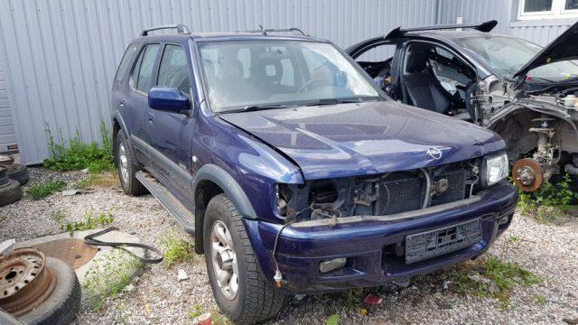 Opel Frontera, 2.2l Dyzelinas, Visureigis 2002m