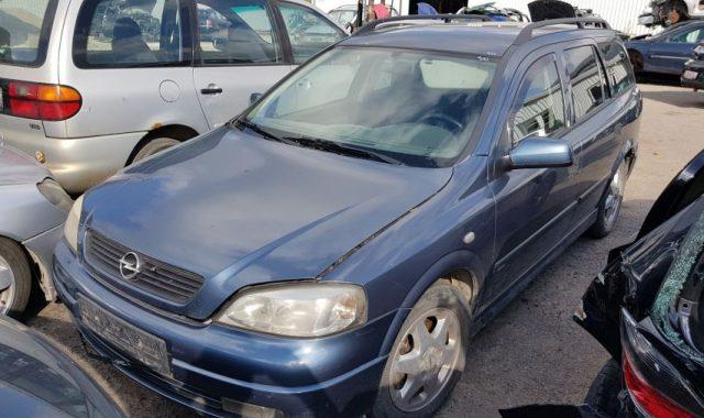 Opel Astra, 1.8l Benzinas, Universalas 2001m