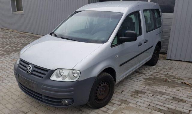 VW Caddy, 1.9l Dyzelinas, Keleivinis 2006m