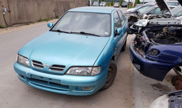 Nissan Primera, 2.0l Benzinas, Hečbekas 1998m