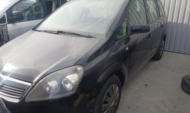 Parduodame Opel Zafira, 1.9l Dyzelinas, Hečbekas 2006m