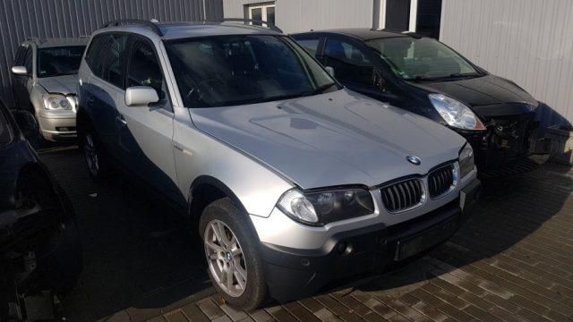BMW X3, 2.0l Dyzelinas, Visureigis 2003m
