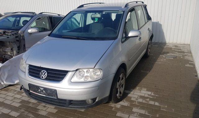 VW Touran, 1.9l Dyzelinas, Vienatūris 2005m