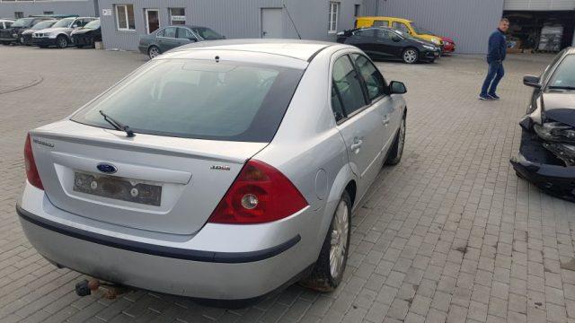Ford Mondeo, 2.0l Dyzelinas, Sedanas 2002m