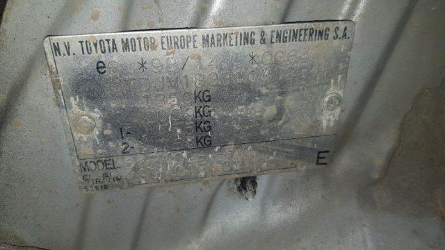 Toyota Yaris, 1.0l Benzinas, Hečbekas 2001m