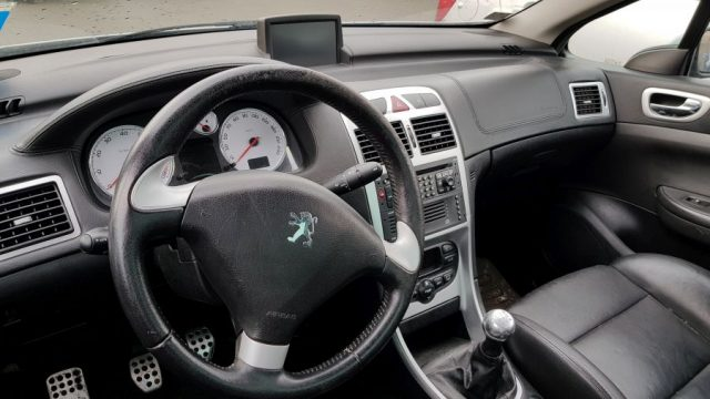 Peugeot 307cc, 2.0l Benzinas, Kabrioletas 2005m