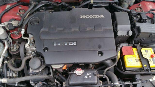 Honda Accord, 2.2l Dyzelinas, Universalas 2006m