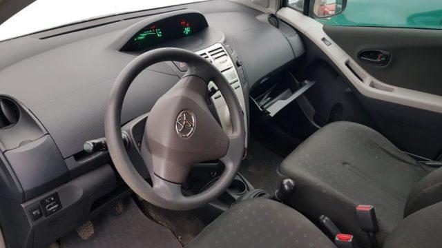 Toyota Yaris, 1.0l Benzinas, Hečbekas 2007m