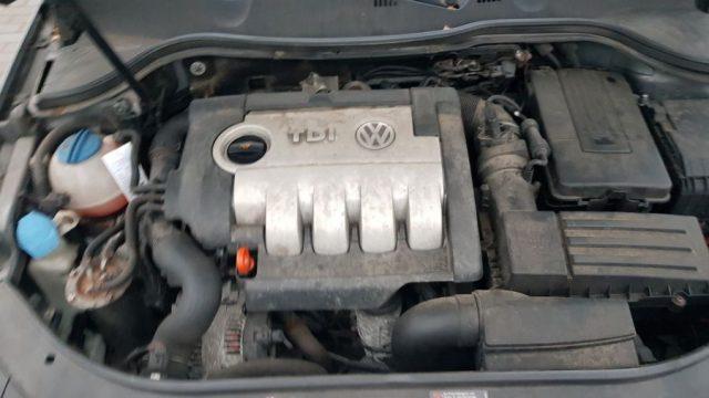 VW Passat, 2.0l Dyzelinas, Universalas 2006m