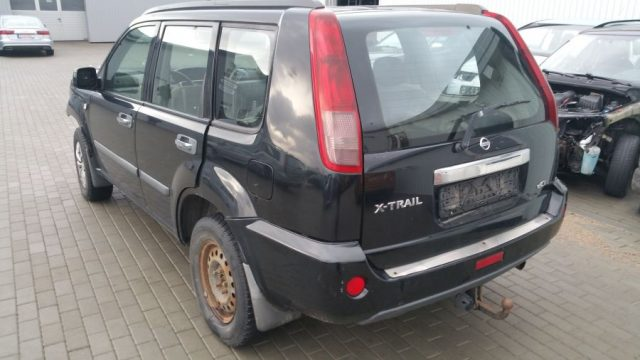 Nissan X-Trail, 2.2l Dyzelinas, Visureigis 2004m