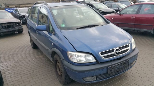 Opel Zafira, 1.8l Benzinas, Vienatūris 2003m