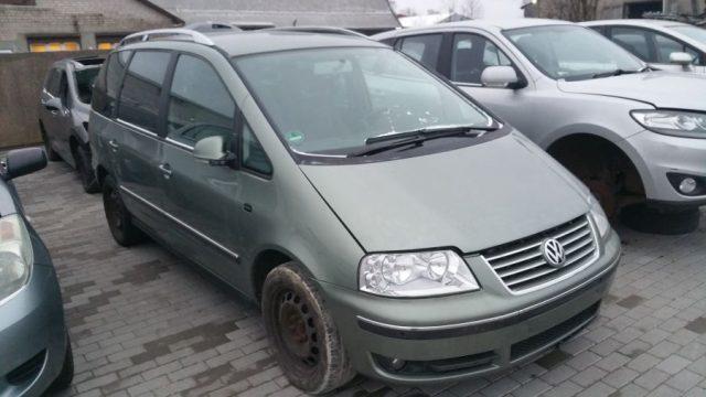 VW Sharan, 1.9l Dyzelinas, Vienatūris 2005m