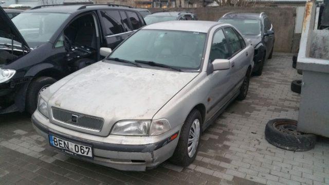 Volvo S40, 1.6l Benzinas, Sedanas 2000m