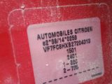 Citroen C3, 1.4l Dyzelinas, Hečbekas 2004m