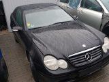 Mercedes C, 2.2l Dyzelinas, Kupė (Coupe) 2001m
