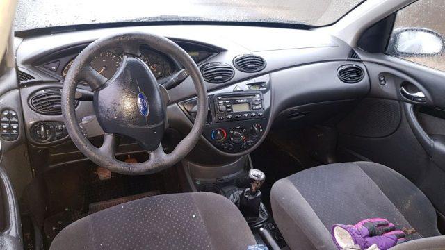 Ford Focus, 1.6l Benzinas, Hečbekas 2001m