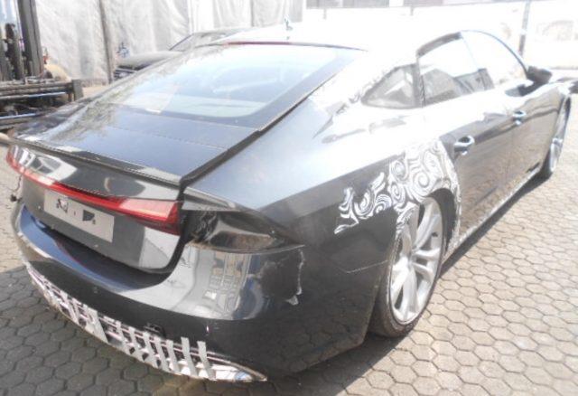 Audi A7, 3.0l Dyzelinas, Hečbekas 2017m