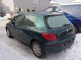 Peugeot 307, 2.0l Dyzelinas, Hečbekas 2002m