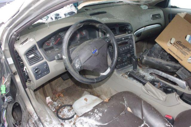 Volvo Xc70, 2.4l Dyzelinas, Universalas 2003m