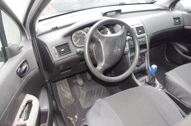 Peugeot 307, 2.0l Dyzelinas, Hečbekas 2003m