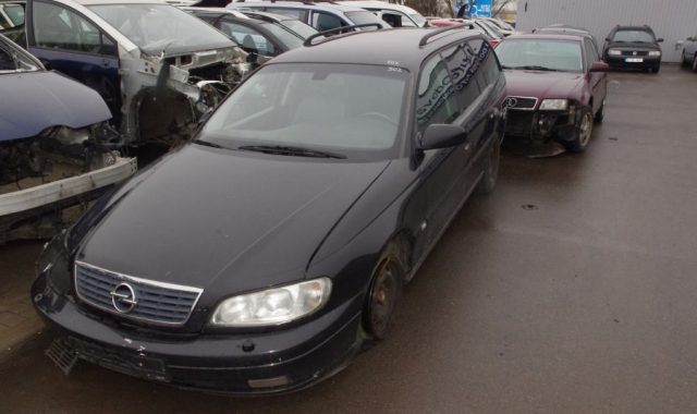 Opel Omega, 2.5l Dyzelinas, Universalas 2001m