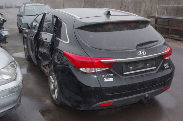 Hyundai I40, 1.7l Dyzelinas, Universalas 2014m