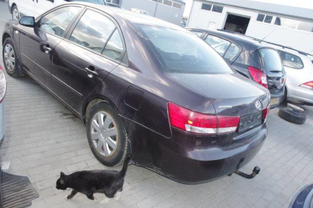 Hyundai Sonata, 2.0l Dyzelinas, Sedanas 2006m