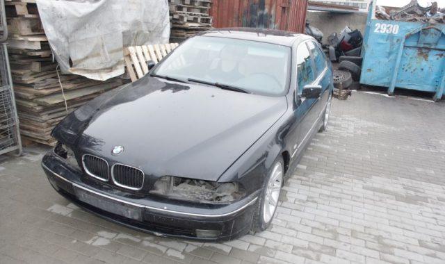 BMW 5, 2.3l Benzinas, Sedanas 2000m