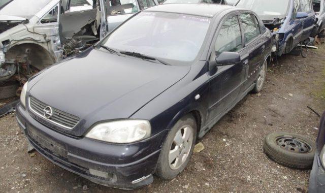 Opel Astra, 1.7l Dyzelinas, Hečbekas 2004m