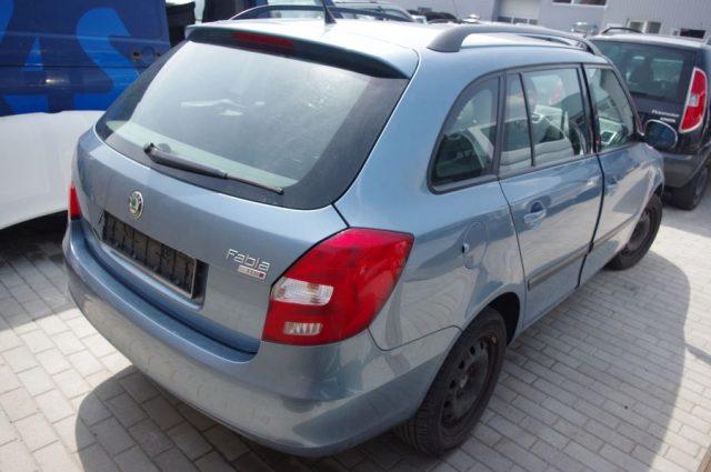 Škoda Fabia, 1.9l Dyzelinas, Hečbekas 2008m