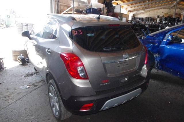 Buick Encore, 1.4l Benzinas, Visureigis 2014m