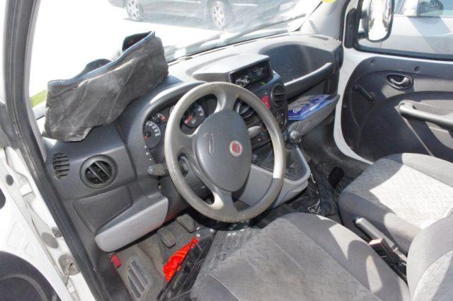 Fiat Doblo, 1.3l Dyzelinas, Vienatūris 2007m