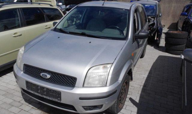 Ford Fusion, 1.4l Dyzelinas, Hečbekas 2004m