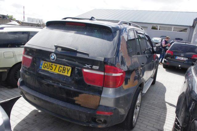 BMW X5, 3.0l Dyzelinas, Visureigis 2007m