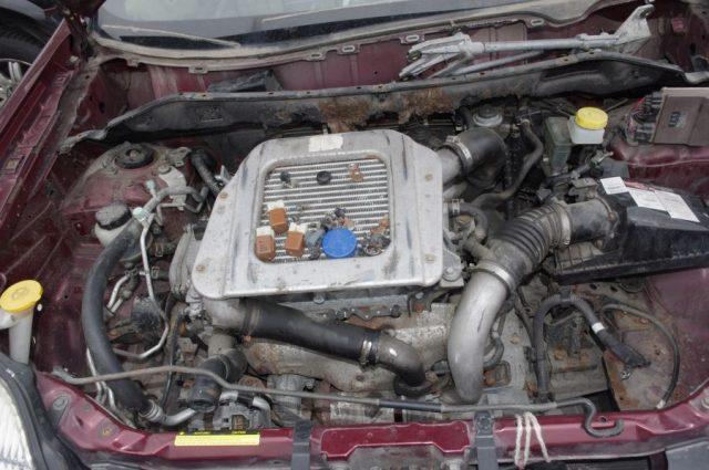 Nissan X-Trail, 2.2l Dyzelinas, Visureigis 2003m