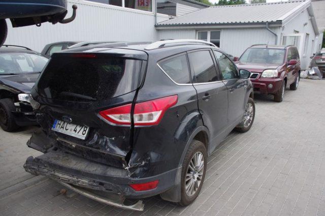 Ford Kuga, 2.0l Dyzelinas, Visureigis 2013m