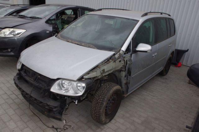 VW Touran, 1.9l Dyzelinas, Vienatūris 2004m