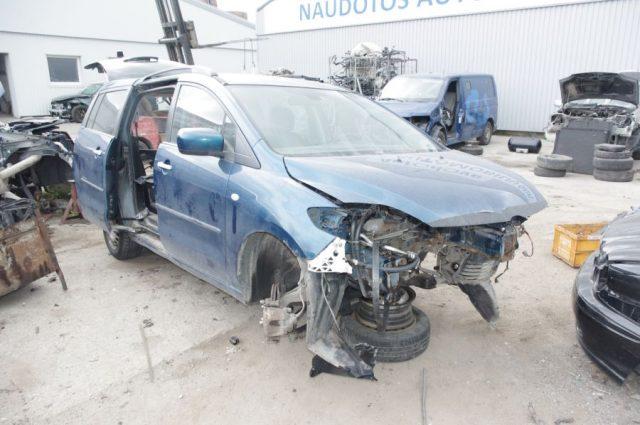 Mazda 5, 2.0l Dyzelinas, Vienatūris 2005m