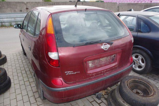 Nissan Almera Tino, 2.2l Dyzelinas, Vienatūris 2000m