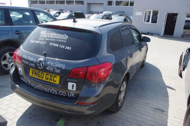 Opel Astra, 1.3l Dyzelinas, Hečbekas 2011m