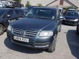 VW Touareg, 2.5l Dyzelinas, Visureigis 2004m