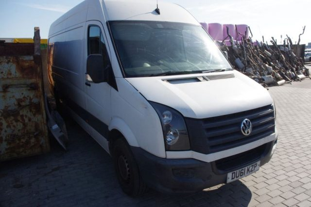 VW Crafter, 2.0l Dyzelinas, Krovininis 2013m