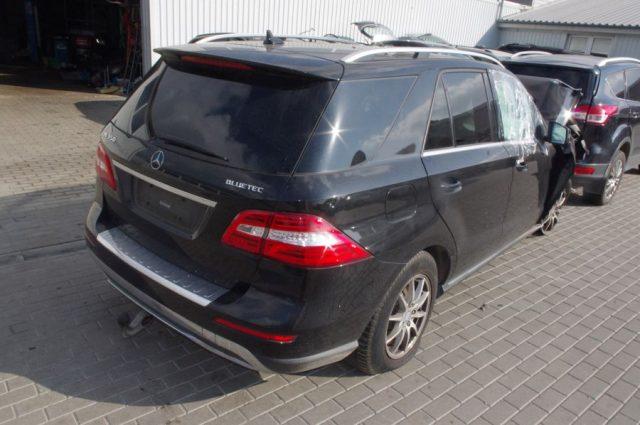 Mercedes ML, 3.5l Dyzelinas, Visureigis 2013m
