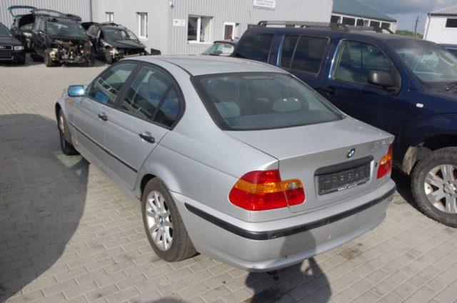 BMW 3, 2.0l Dyzelinas, Sedanas 2002m