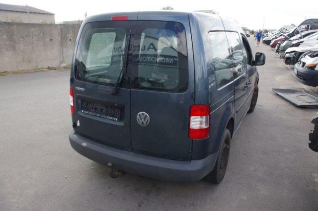 VW Caddy, 1.9l Dyzelinas, Krovininis 2006m