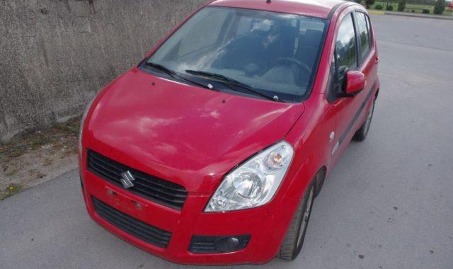 Suzuki Splash, 1.3l Dyzelinas, Hečbekas 2009m
