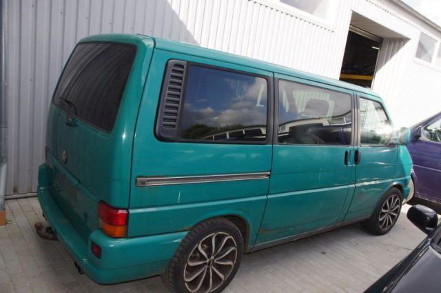 VW Transporter, 2.5l Dyzelinas, Keleivinis 2000m